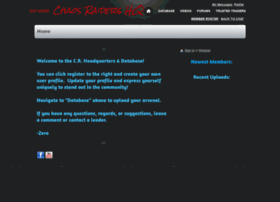 chaosraidersdatabase.webs.com