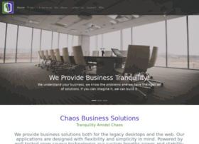 chaoswebsolutions.com