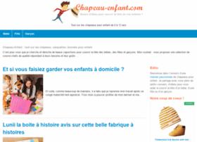 chapeau-enfant.com