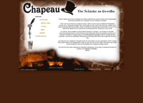 chapeau-klingenberg.com