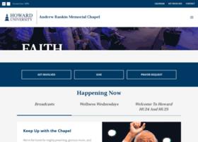chapel.howard.edu
