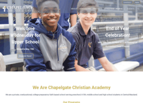 chapelgateacademy.org