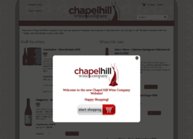 chapelhillwinecompany.com