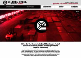 chapelsteel.com
