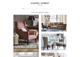 chapelstreetlondon.com