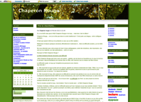 chaperon-rouge.eklablog.com
