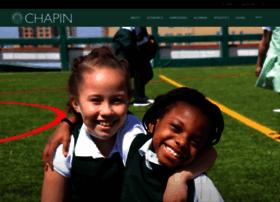 chapin.edu