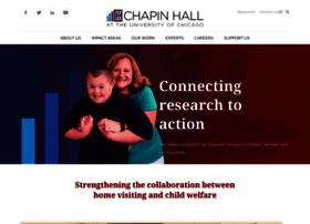 chapinhall.org