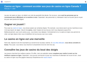 chapitre2012.fr