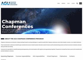 chapman.agu.org