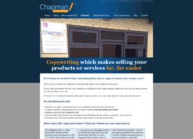 chapmancopyanddesign.co.uk