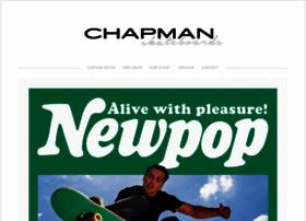 chapmanskateboards.com