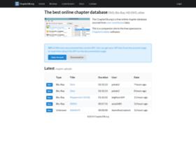 chapterdb.org