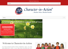 character-in-action.com
