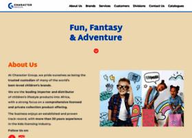 charactergroup.co.za