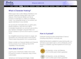 characterhosting.com