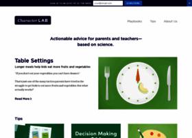 characterlab.org