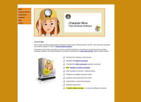 charactermine.com