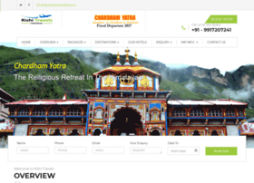 chardhamuttarakhand.net