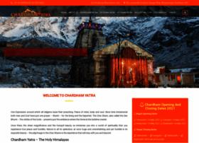 chardhamyatra.com