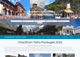 chardhamyatraindia.com