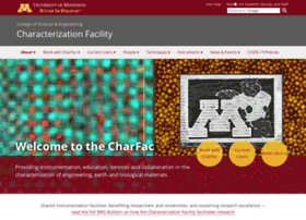 charfac.umn.edu