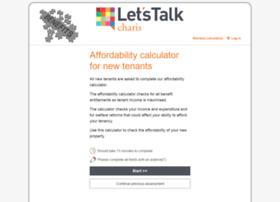 charisgrantsaffordability.entitledto.co.uk