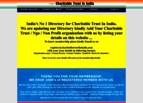 charitabletrustinindia.com