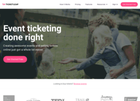 charities-and-fundraisers.ticketleap.com