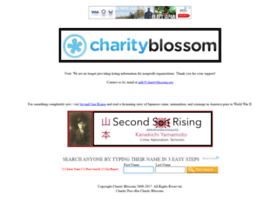 charityblossom.org