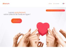 charitychallenges.alvarum.com
