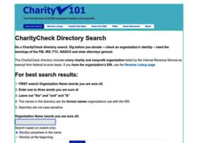 charitycheck101.org