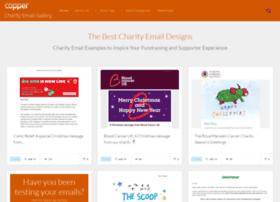 charityemailgallery.com