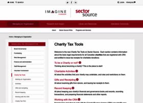 charitytax.imaginecanada.ca
