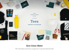 charitywater.myshopify.com