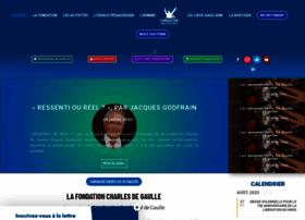 charles-de-gaulle.org