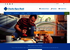 charlesriverbank.com