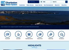 charlestonwater.com