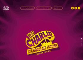 charlieandthechocolatefactory.com