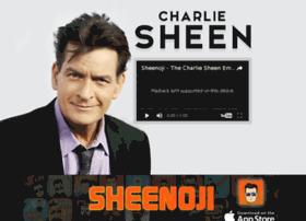 charliesheen.com