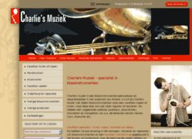charliesmuziek.nl