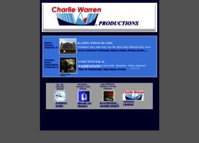 charliewarrenproductions.com