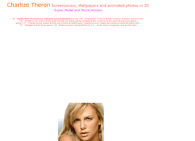 charlizetheron.pages3d.net