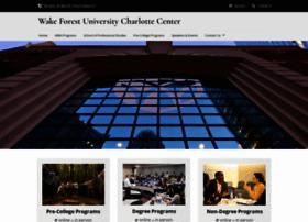 charlotte.wfu.edu