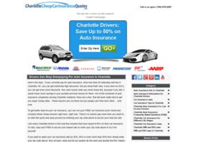 charlottecheapcarinsurancequotes.com
