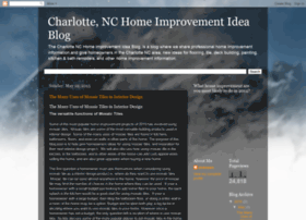 charlottehomeimprovements.blogspot.in