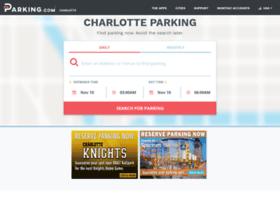 charlotteparking.spplus.com