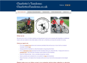 charlottestandems.co.uk