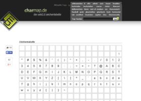 charmap.de