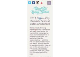 charmcitycomedy.com